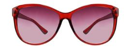 Fabula LSG 01 Red Rectangle Full Rim Sunglasses For Women